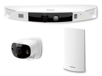Front Door Outdoor+Outdoor Camera+Access Point