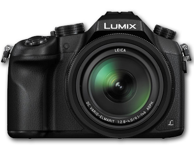 Lumix FZ1000 20.1MP f2.8-4 16X Zoom Camera Blk
