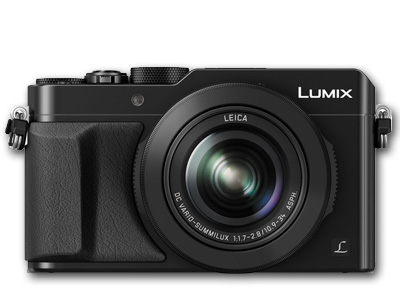 Lumix DMC-LX100 16.8MP 3X Zoom BLACK