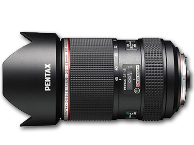 645 28-45mm f/4.5 ED AW SR HD DA Lens