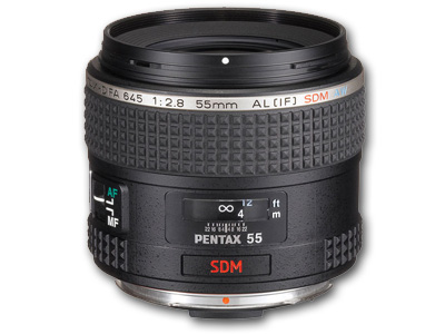 645 55mm f/2.8 AL [IF] SDM AW Lens