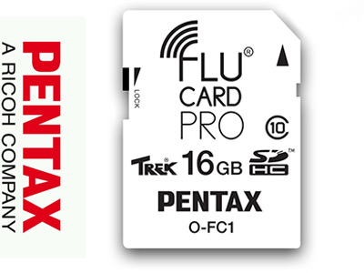 Pentax O-FC1 16GB FluCard for K-3