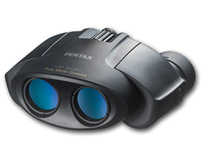 UP 10x21 Porro Prism Binoculars Black