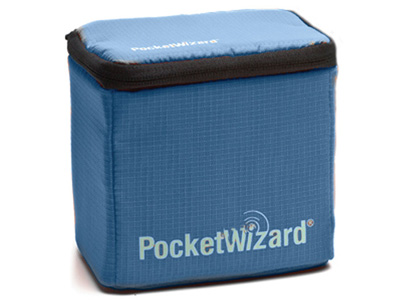G Wiz Squared Pocketwizard Case Blue