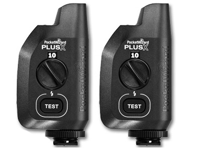 PocketWizard Plus X Transceiver - 2