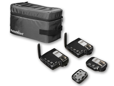 PocketWizard TTL Wireless Radio 5-Pack for Nikon