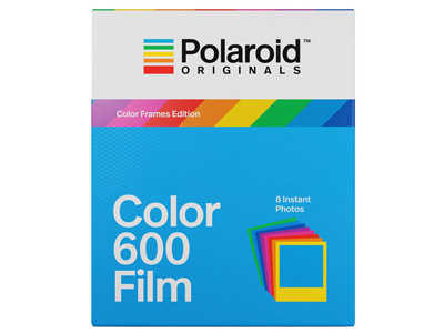 Colour Frames Colour Film for 600 for 600 Camera
