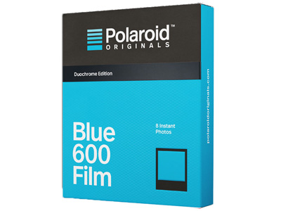Duochrome Film for 600 Blue and Black Edition