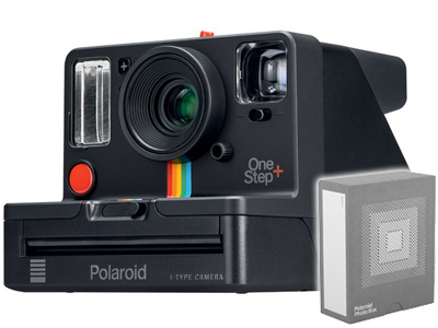 Polaroid OneStep+ Bluetooth Camera and Photo Box