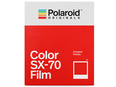 Originals Colour Film for SX-70 Camera