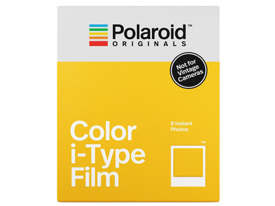 Colour Film for i-Type Camera