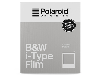 B&W Film for i-Type Camera
