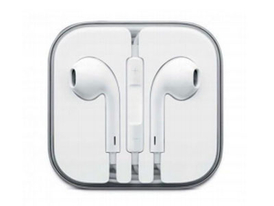 Generic earbuds with Mic White