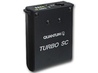 Turbo SC-Slim Rechargeable Power Pack