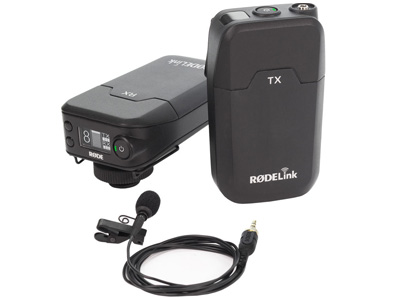 RODELink Filmmaker Wireless Kit