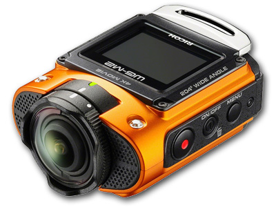 Ricoh WG-M2 8MP ORANGE