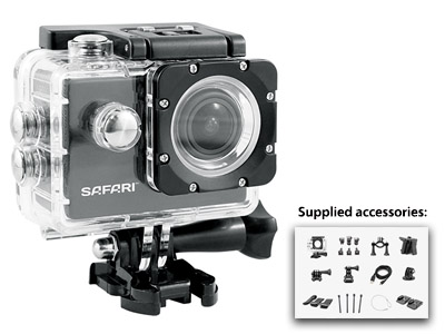 Safaricam HD Action Camera 2