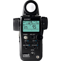 Sekonic L758DR Digital Master Light Meter