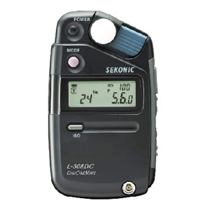 DigiCineMate L-308DC Light Meter
