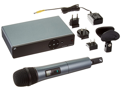XSW 1-835-A Wireless Vocal Set