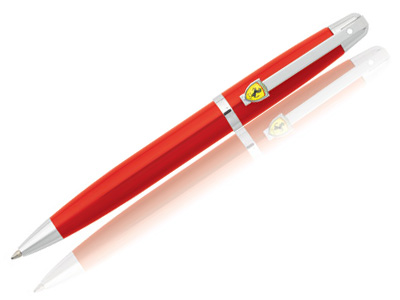 Sheaffer Ferrari 500 RED Ball Point