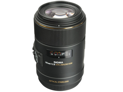 105mm f2.8 DG MACRO Lens for Canon