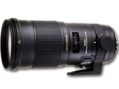 180mm f2.8 APO Macro EX DG OS HSM Lens for Canon