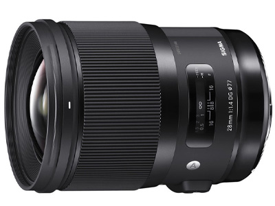 28mm f1.4 DG HSM Art Lens for Sony E