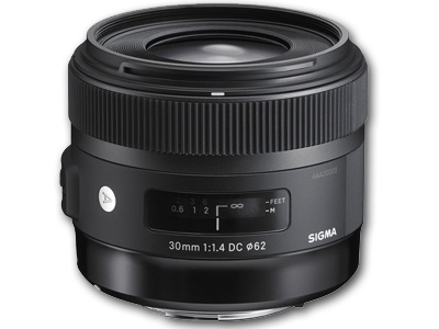 30mm f1.4 DC HSM Lens Canon