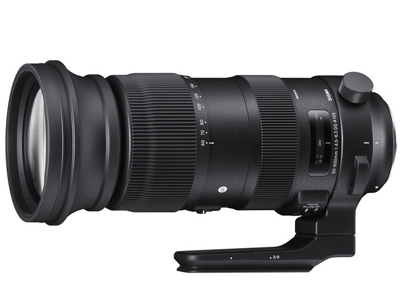 60-600mm f4.5-6.3 DG OS HSM Sports Lens for Canon
