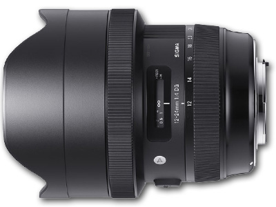 12-24mm f/4 DG HSM Art Lens for Canon EF