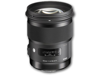50mm f1.4 DG HSM Art Lens Sony A Mount