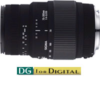 70-300mm f4-5.6 DG MACRO Lens for Sony Alpha