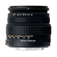 50-200mm f4-5.6 DC OS HSM Lens for Nikon