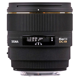 85mm f1.4 EX DG HSM Lens for Pentax
