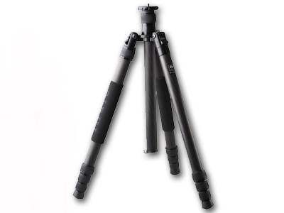 N-3204X 4 Section Carbon Fibre Tripod