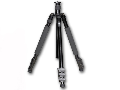 EN 2204 4 Section Carbon Fibre Tripod