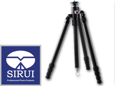 Sirui S-2204-N Carbon Fibre 4 Section Tripod