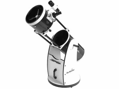 Flextube 250P 1200mm Collapsible Dobsonian