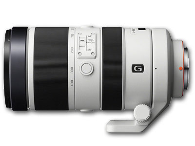 70-400mm f/4-5.6 G2 Telephoto Zoom Lens