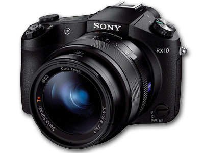 DSC-RX10 20MP 8X Zoom Black