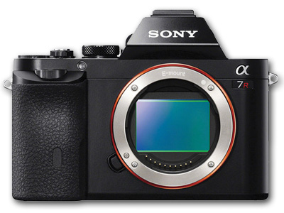 Sony Alpha a7R Mark II  42.4 MP Mirrorless  BLACK