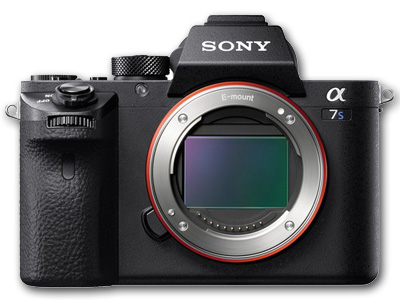 Alpha a7s II 12MP Mirrorless Body