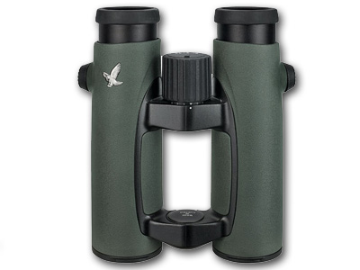 8x32 EL SwaroVision Green FieldPro Package