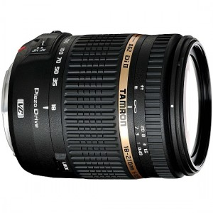 18-270mm f3.5-6.3 Di II VC PZD Lens for Canon
