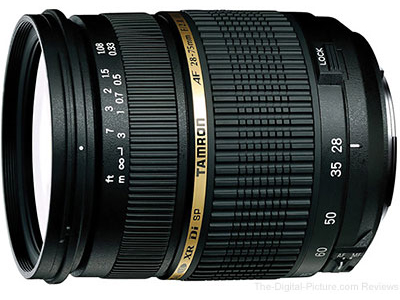 28-75mm f2.8 SP XR Di LD ASL IF for Sony A