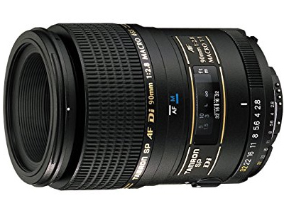90mm f2.8 Di SP AF MACRO  for Nikon