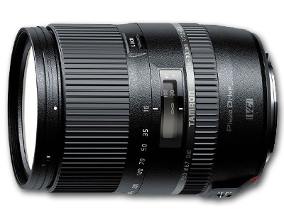 16-300mm f/3.5-6.3 Di II VC  Lens for Canon