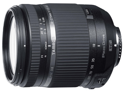 18-270mm f3.5-6.3 Di II VC PZD Lens for Nikon