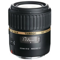 60mm f2.0 SP AF MACRO Di II Lens for Canon